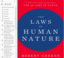 The Laws of Human Nature Robert Gree