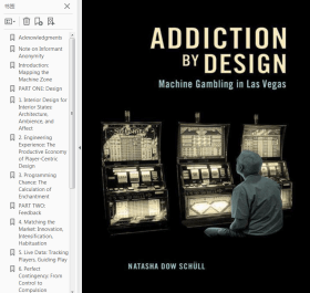 Addiction by Design: Machine Gamblin