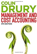 Management and Cost Accounting 9th E