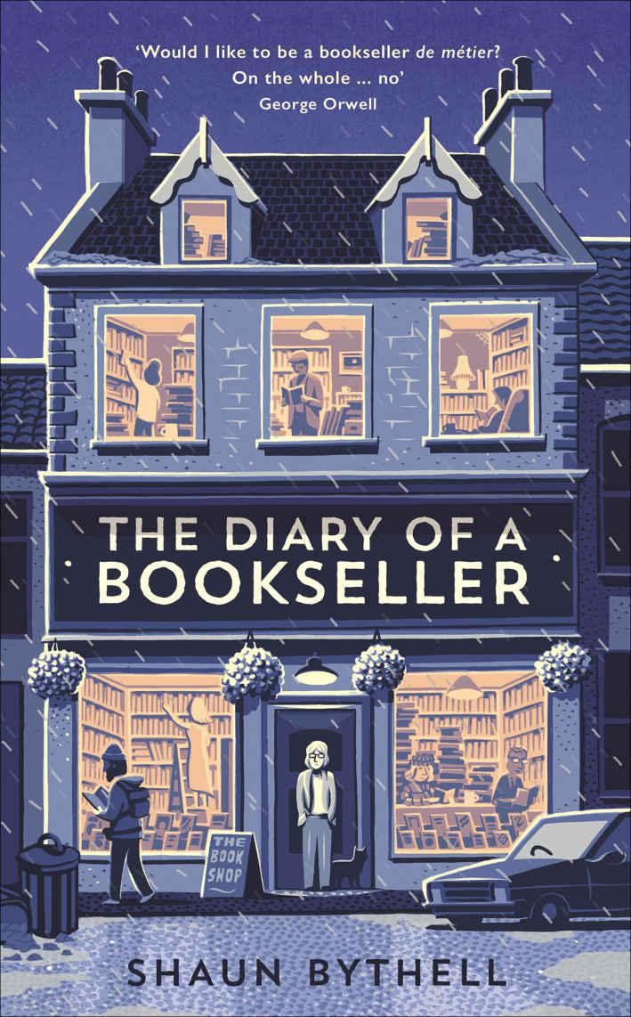The Diary of a Bookseller Shaun Byth