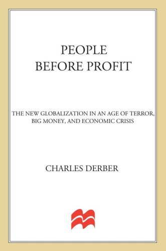People before profit Ch