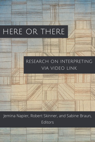 Here or there : research on interpre