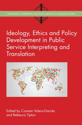 Ideology, Ethics and Policy Developm