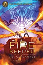 The Fire Keeper  J.C. Cervantes