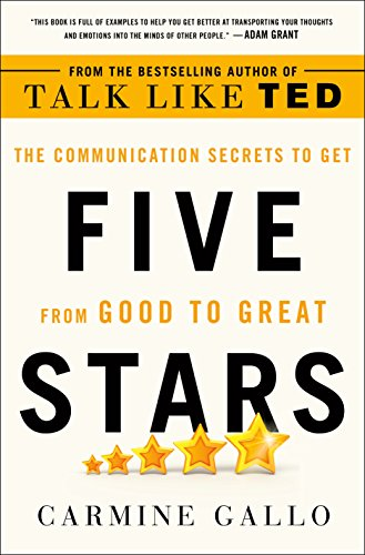 Five Stars: The Communication Secre