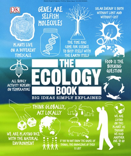 Big Ideas:The Ecology Book  Tony J