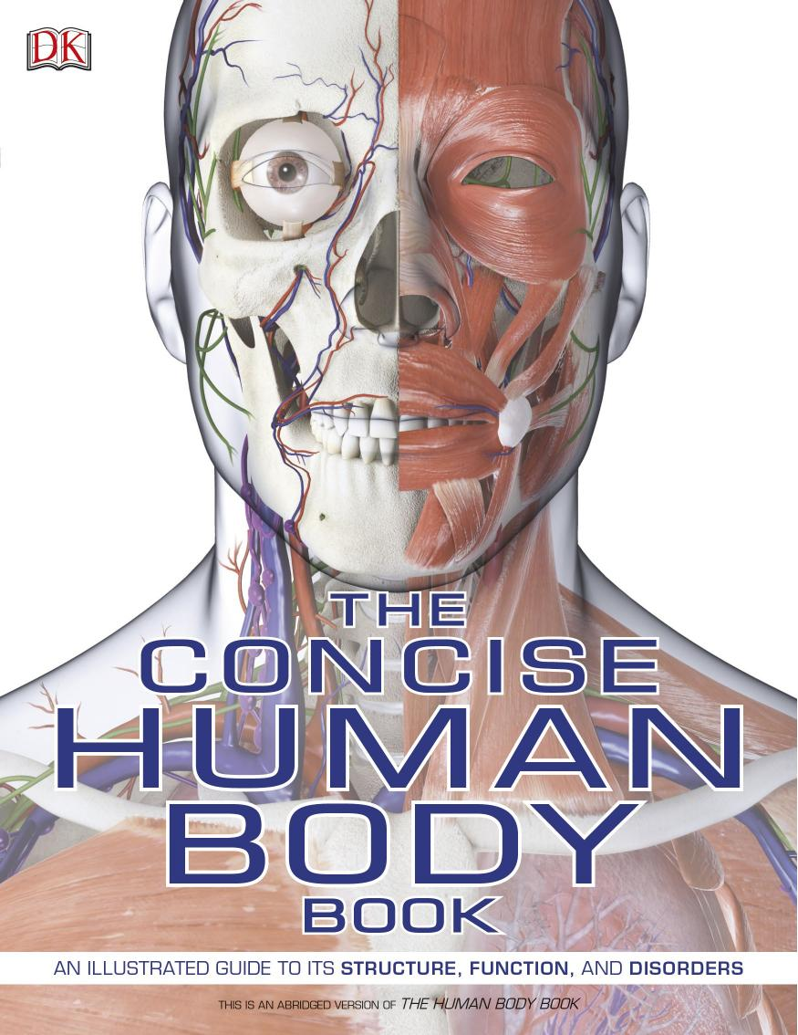 The Concise Human Body Book  D